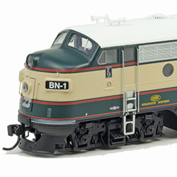Fs for Executives: Walthers Mainline F-units