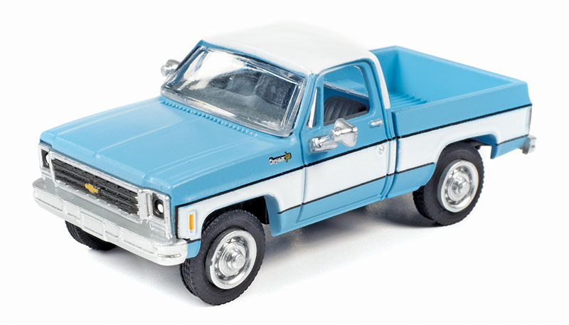 Round 2/Classic Metal Works Chevy pickup
