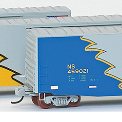 The N Scale Enthusiast announces BNSF, NS, and UP special releases