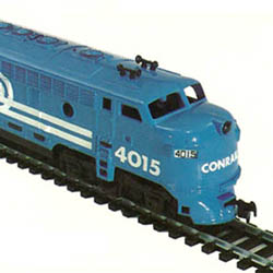 Fact or Fiction: Conrail F-units