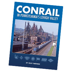 New Conrail book documents rich heritage in the valley