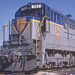 Delaware & Hudson's U30Cs