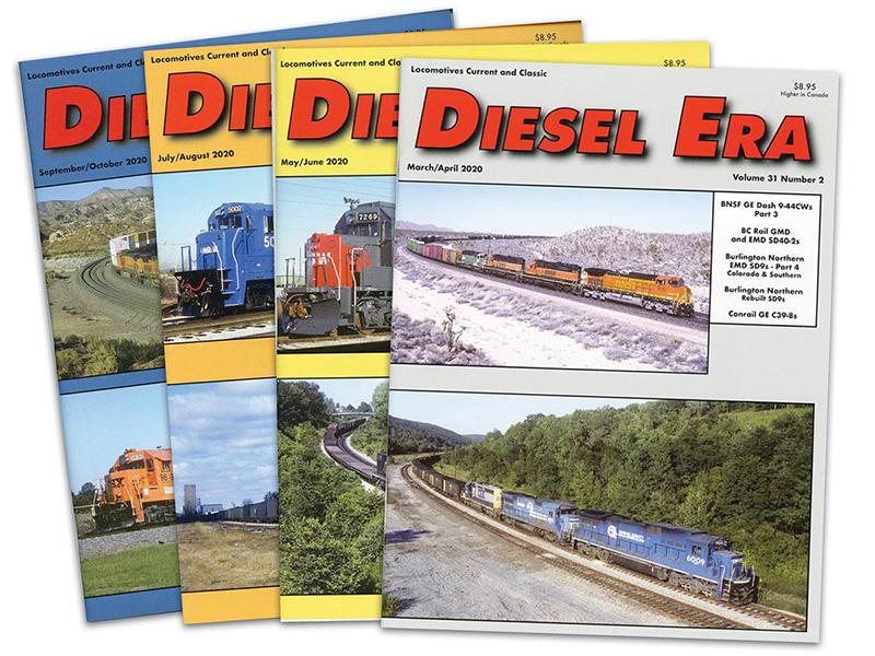 White River Productions Acquires Diesel Era Magazine