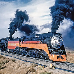 Four Ways West presents new Southern Pacific book