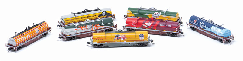 Union Pacific Heritage Coil Cars: from The N Scale Enthusiast