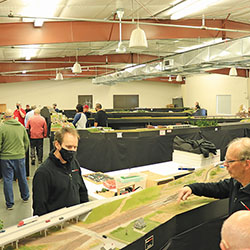 Spring Creek Model Trains Hosts Annual Free-mo Weekend