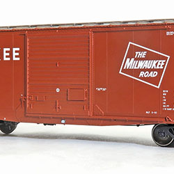 Tangent Scale Models expands 40-foot boxcar series