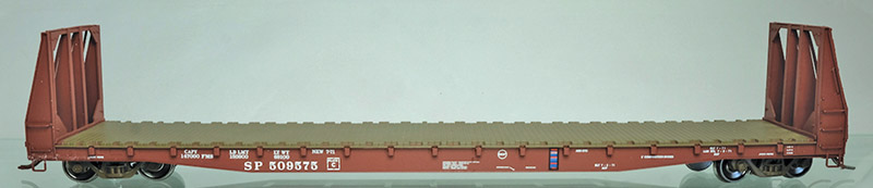 Wheels of Time delivers flatcars in HO scale