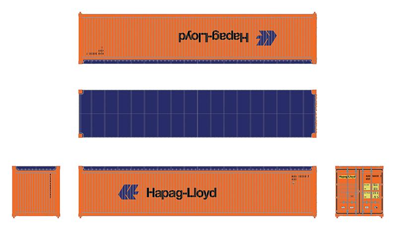 """ScaleTrains.com announces """"Tarp Top"""" Container for HO"""
