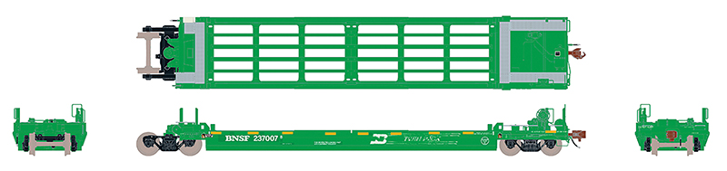 ScaleTrains.com will have second run for  HO Rivet Counter Backpacker well car set