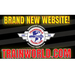 New website debuts for TrainWorld