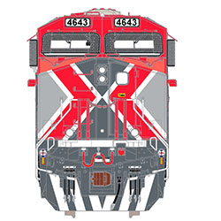 All About GEVOs with ScaleTrains.com