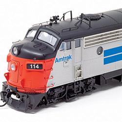 Early Amtrak Power