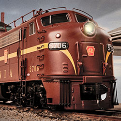"""Pennsylvania Railroad's The General is next Walthers """"name train"""" series"""