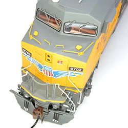 Preview of Athearn Genesis 2.0 HO Dash 9s