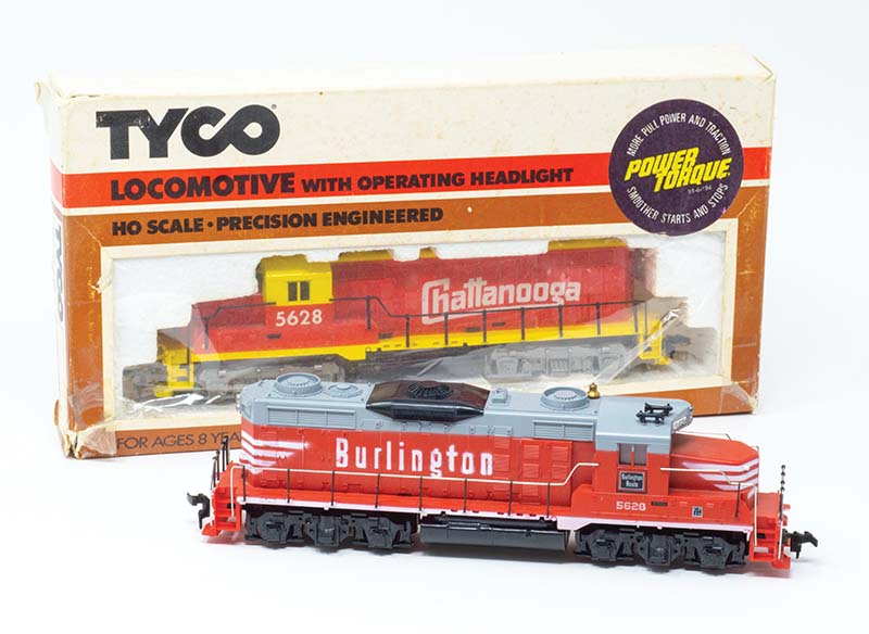 From the Archive: Road-Specific HO-scale NYC GP20 in 1960