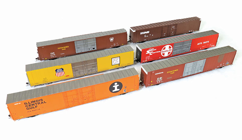 Big names in new Tangent Scale Models Greenville high cube release